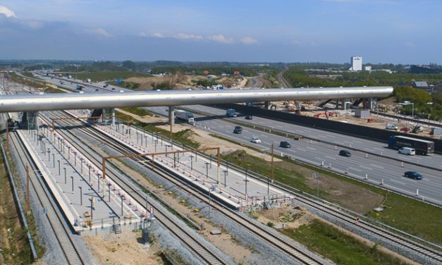Atkins helps to deliver Denmark's first high-speed railway