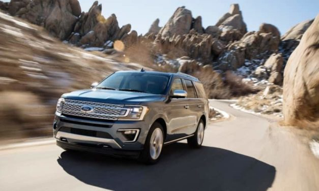 FORD BOOSTS PRODUCTION FOR EXPEDITION, ADDS 550 JOBS TO MEET DEMAND, NEW ADVERTISING TOUTS SUV'S CAPABILITY