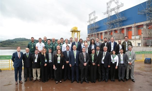 Iberdrola inaugurates Baixo Iguaçu hydroelectric power plant, which will supply clean energy to a million Brazilians