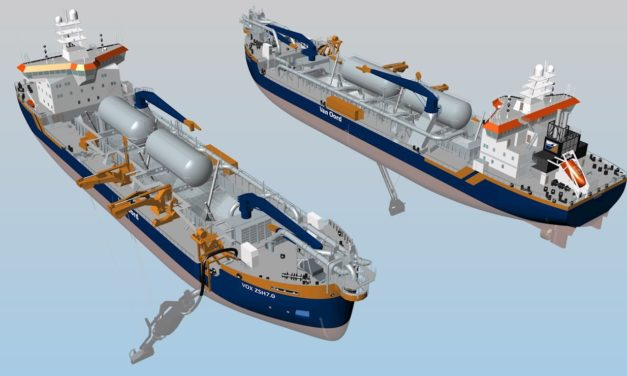 ABB wins system package with Keppel for dredging contractor Van Oord