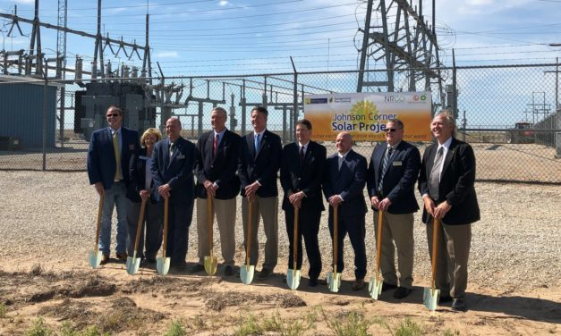 Sunflower Electric Power Corp. breaks ground on largest solar project in Kansas