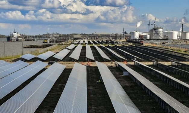 Wood completes work on Shell's first solar PV plant in the Netherlands