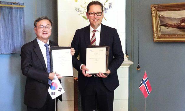 Maritime Technology Framework strengthens ties between DSME and DNV GL