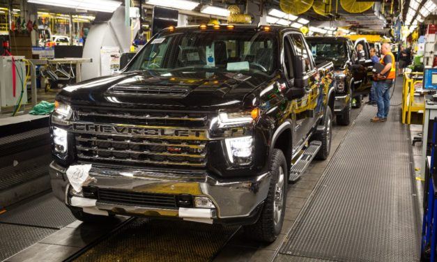 GM to invest $150 million in Flint Truck Assembly Plant to increase full-size pickup truck production