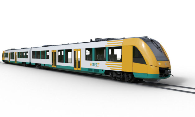 Alstom to deliver eight Coradia Lint regional trains to ODEG in Germany