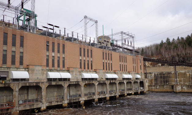 Hydro-Québec awards Rapide-Blanc contract for complete replacement of turbines and generators to Voith