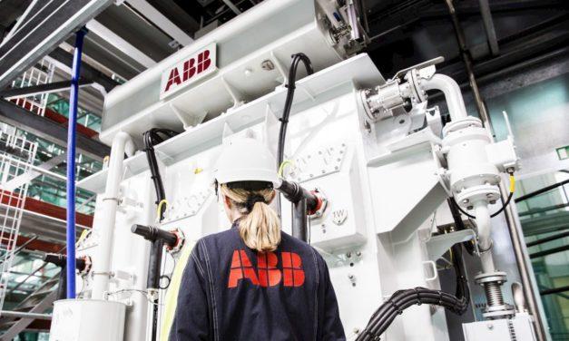ABB wins transformer order for off-shore wind project in North Sea