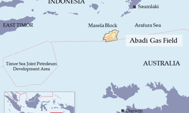 INPEX submits revised plan of development for Abadi LNG Project, Masela Block, Indonesia