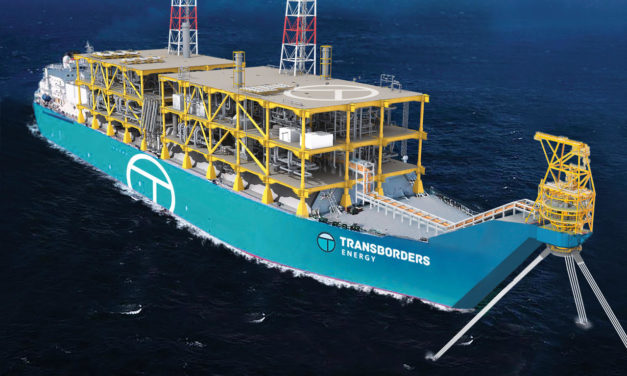Transborders Energy signs joint study agreement with Mitsui O.S.K. Lines, Ltd. for FLNG Solution