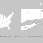 Siemens Gamesa conditionally awarded largest U.S. offshore wind power order to date: 1.7 GW from Ørsted and Eversource