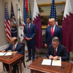 Qatar Petroleum and Chevron Phillips Chemical sign agreement for a mega-petrochemical plant in the United States