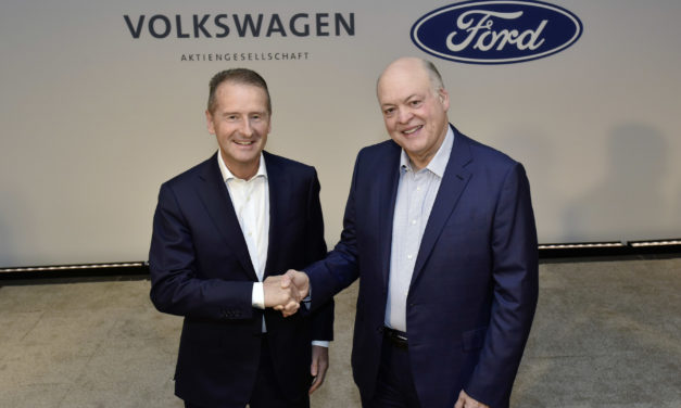 Ford – Volkswagen expand their global collaboration