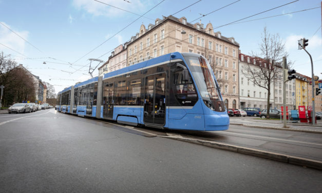 Siemens Mobility builds 73 trams for Munich