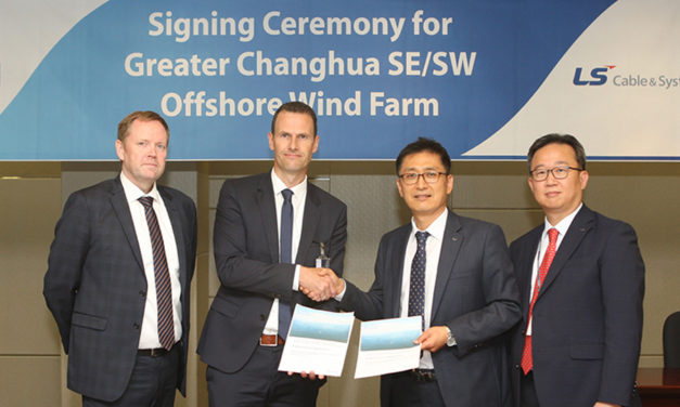 LS Cable & System awarded submarine cable contract in Taiwan