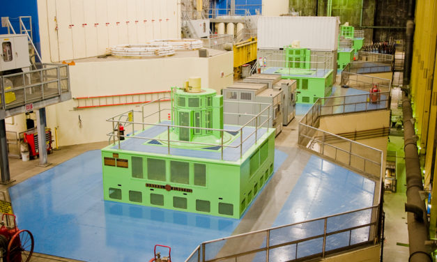 GE Renewable Energy announces two hydropower services contracts in the US