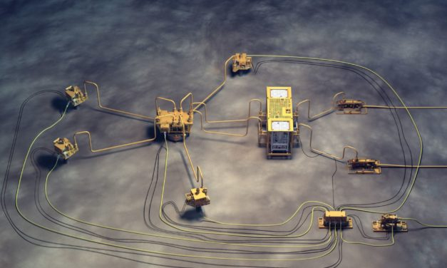Chevron awards OneSubsea 20-year subsea equipment and services master contract for the Gulf of Mexico