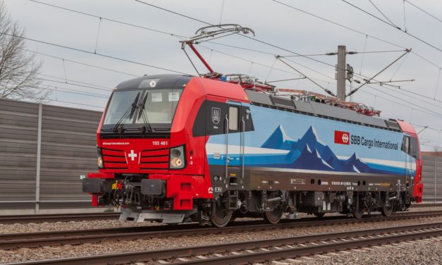 SüdLeasing orders 20 locomotives on behalf of SBB Cargo International