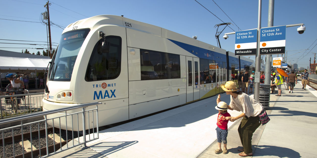 Siemens Mobility awarded order for 26 Light Rail Vehicles by Portland's TriMet