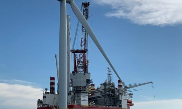 SMC provide Marine Coordination services to SGRE to Formosa 1 offshore windfarm