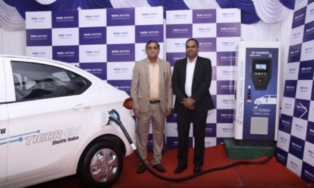 Tata Power and Tata Motors join hands to set in motion electric mobility infrastructure in India