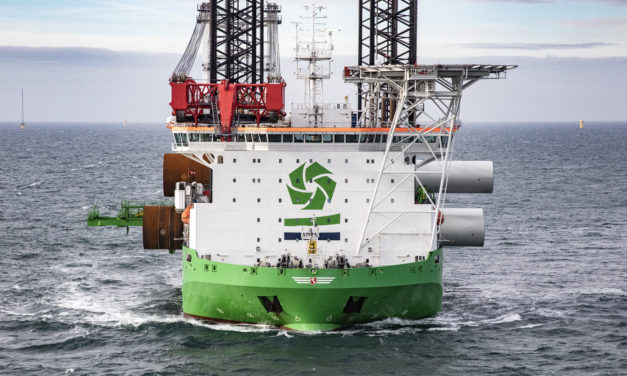 DEME and Eiffage awarded EPCI foundation contract for the first offshore wind farm in France
