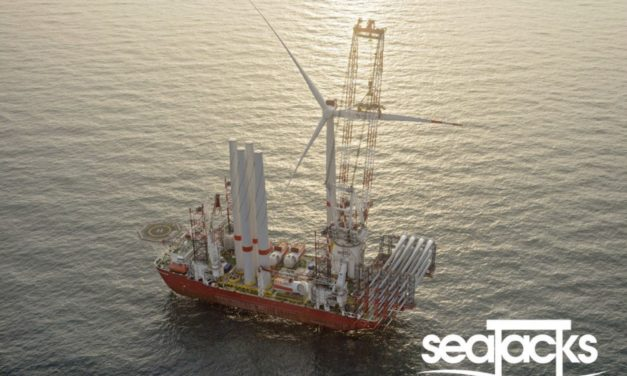 Seajacks awarded contract for Greater Changhua Offshore Wind Farm 1 and 2a