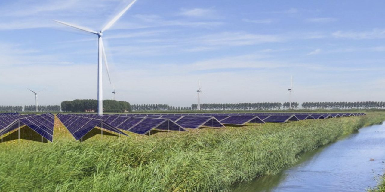 Vattenfall combines wind, solar and batteries in new hybrid energy park