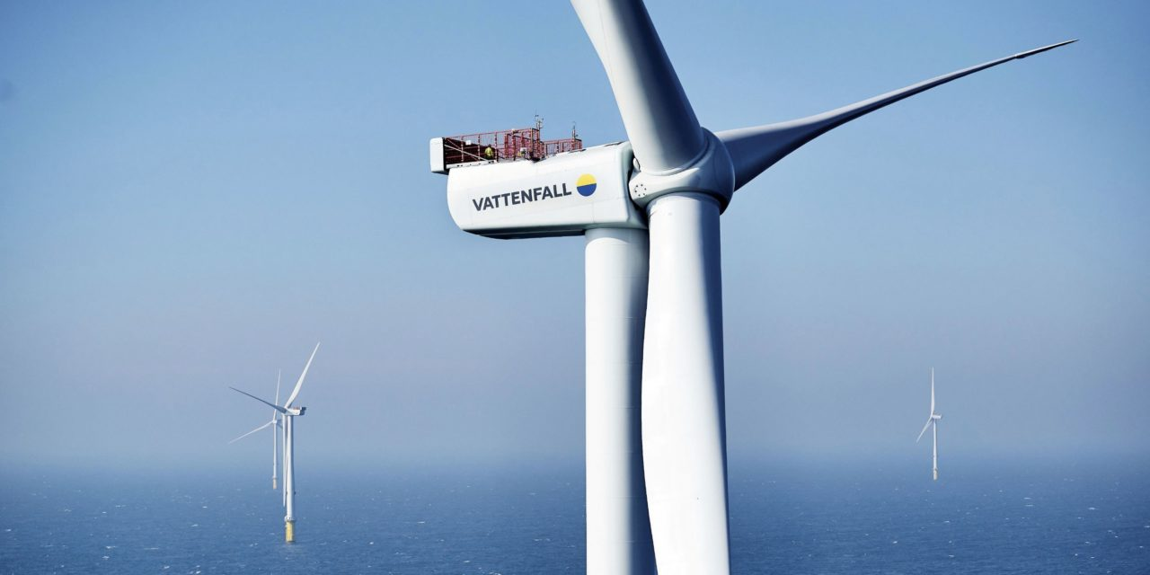 Vattenfall selects operation and maintenance hub for Horns Rev 3