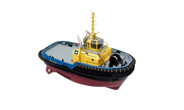 SAAM Towage contracts Damen for delivery of tug vessel