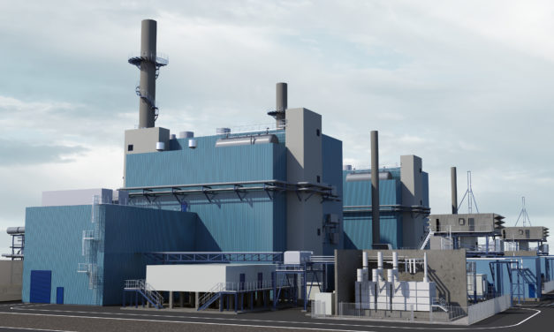 Siemens to build industrial power plant at the Marl Chemical Park in Germany