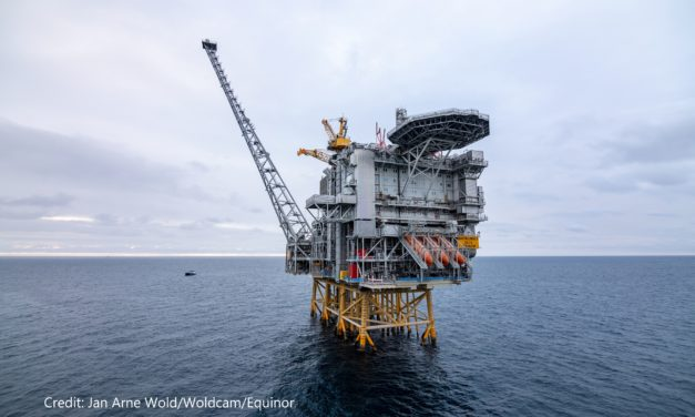Equinor drilling new wells on the Martin Linge field
