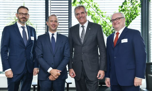 OMV, Snam and TAG sign MoU for sustainable LNG mobility