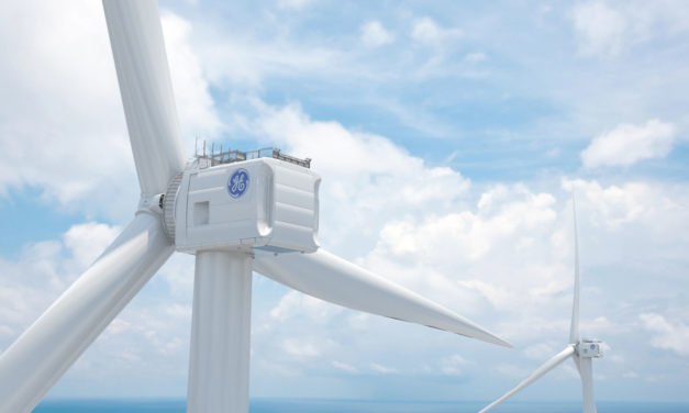 Ørsted to pioneer deployment of GE's next generation offshore wind turbine