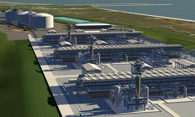 Freeport LNG raises $1.025 billion for Train 4 Expansion