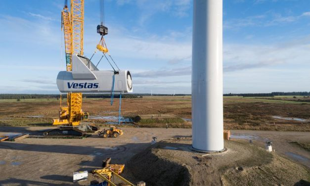 Vestas wins 168 MW order in Mexico for 4 MW platform with V150 rotors