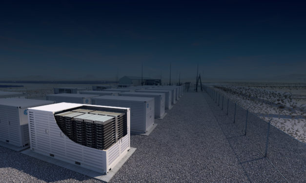 GE Renewable Energy to deliver 100 MWh of battery energy storage systems to Convergent Energy + Power in California