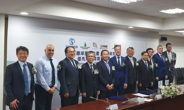 Hai Long Offshore Wind Farm and CSBC DEME Wind Engineering (CDWE) join forces for the first large-scale Balance of Plant contract in Taiwan offshore wind