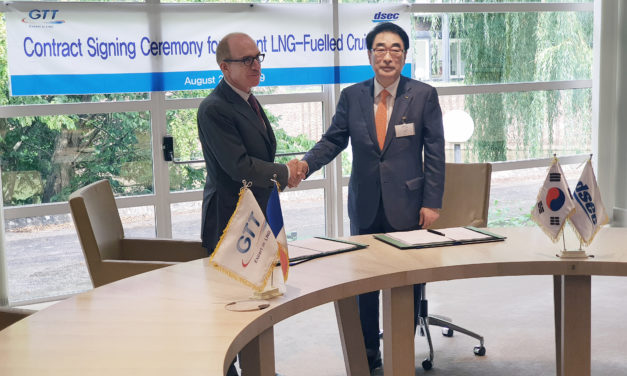 GTT to collaborate with DSEC for the supply of the LNG tanks on the PONANT polar