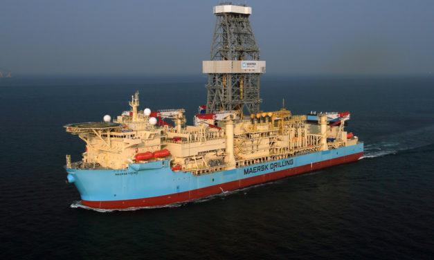 Maersk Drilling awarded three-well Maersk Viking drillship contract by POSCO International