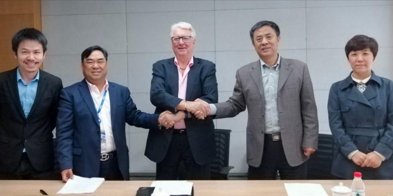 Strategic Alliance to develop CNG EPC Wrap