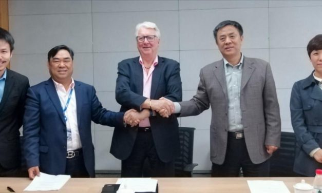 Strategic Alliance to develop CNG EPC Wrap
