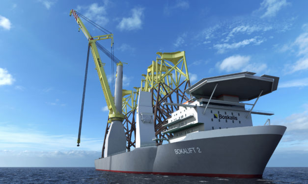Boskalis lands Changfang and Xidao offshore wind farm project in Taiwan