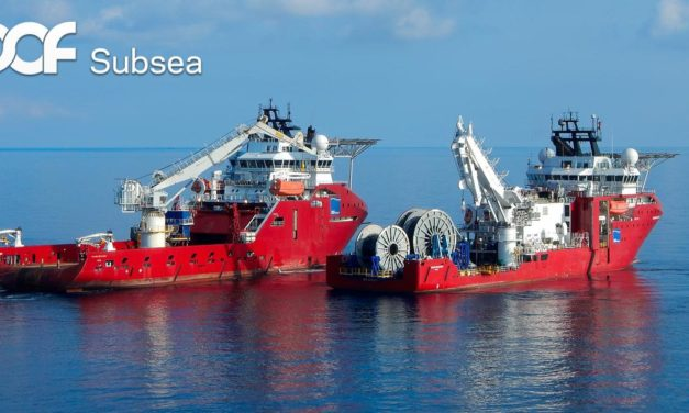 DOF Subsea awarded contracts in New Zealand and Asia