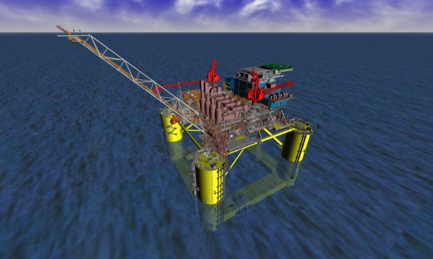 Sembcorp Marine secures FPU construction and integration contract for Shell's Whale Field Development in Gulf of Mexico