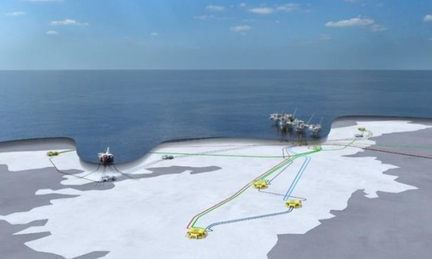 IKM Ocean Design awarded Johan Sverdrup Phase 2 pipeline and umbillical detail engineering contract