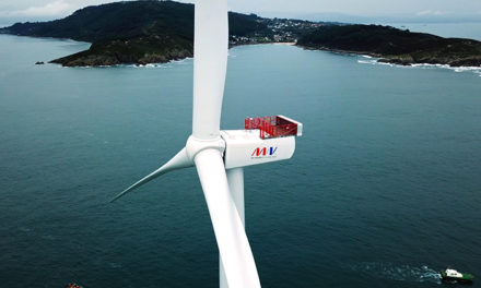 EFGL selects V164-10.0 MW turbines from MHI Vestas Offshore Wind