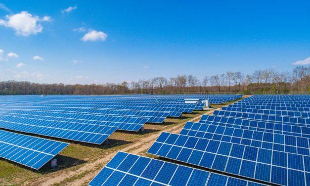 Ørsted to build landmark solar & storage project