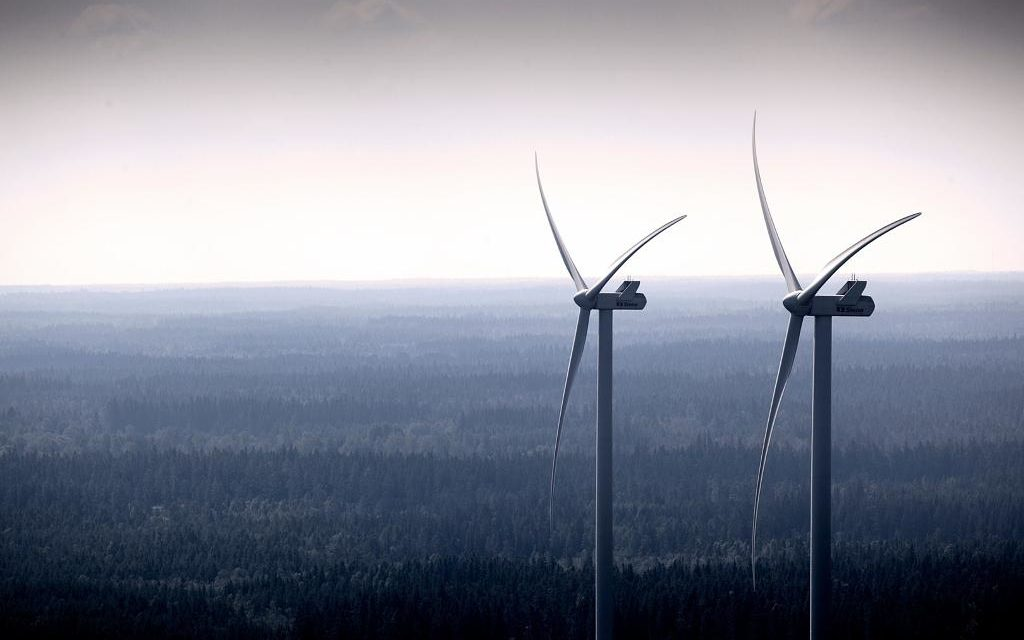 Vestas wins 113 MW order with V150-4.2 MW turbines for Målarberget in Sweden