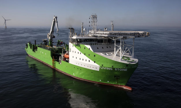 DEME Offshore awarded major EPCI cable contract for the Neart na Gaoithe offshore wind farm in Scotland