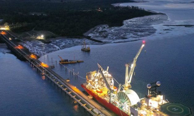 Subsea 7 awarded contract for Barossa Project, offshore Australia